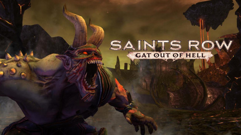 Jaquette de Saints Row : Gat out of Hell