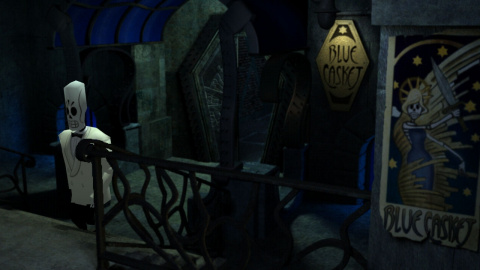 Grim Fandango Remastered prend la pose