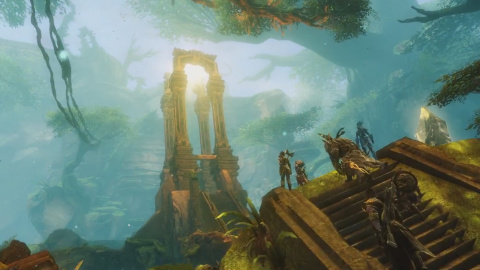 Guild Wars 2, l'extension Heart of Thorns officialisée
