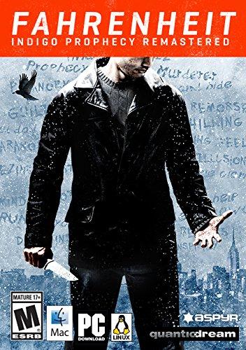 Teasing de Quantic Dream : Fahrenheit Remastered listé sur Amazon !