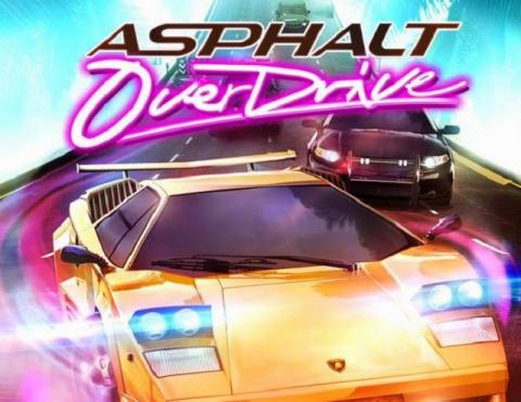 Asphalt Overdrive