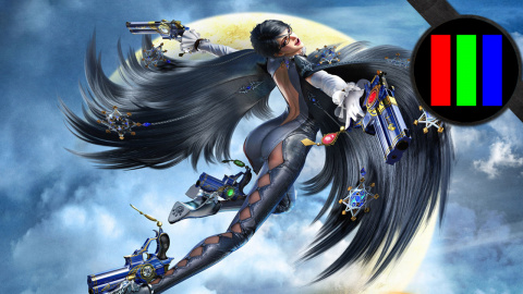 Reprise du thème principal de Bayonetta