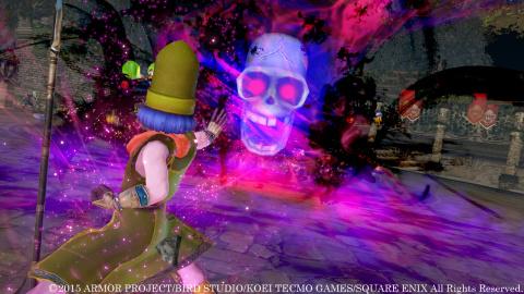 Dragon Quest Heroes : Kiryl et Alena montrent leurs talents en images