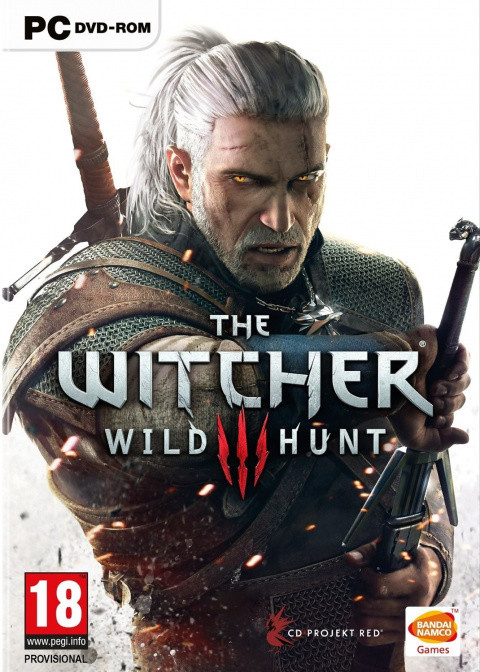 Jaquette de The Witcher 3 : Wild Hunt