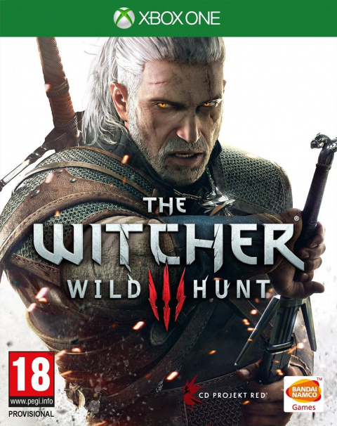 The Witcher 3 : Wild Hunt sur ONE