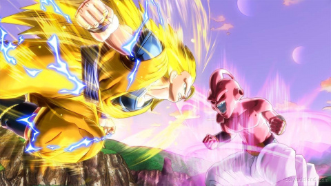 Dragon Ball Xenoverse : Trailer de gameplay