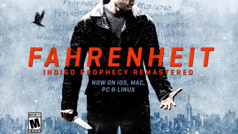 Fahrenheit Remastered sur Mac