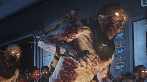 Jaquette de Call of Duty : Advanced Warfare - Havoc : Le retour du mode Zombie et 4 nouvelles cartes !