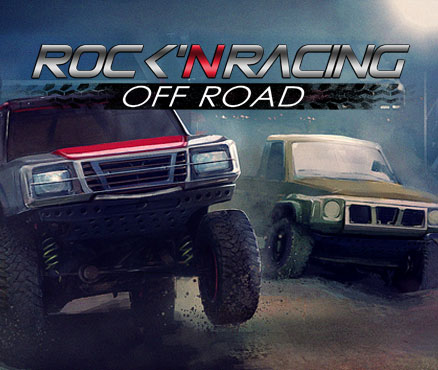 Rock 'N Racing Off Road sur WiiU