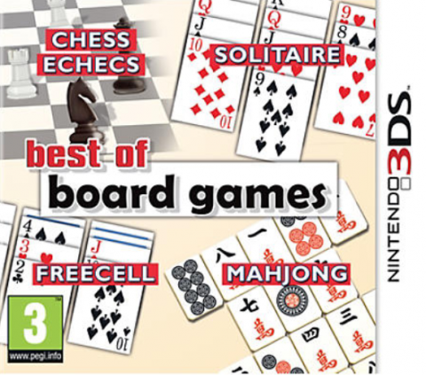 Best of Board Games sur 3DS