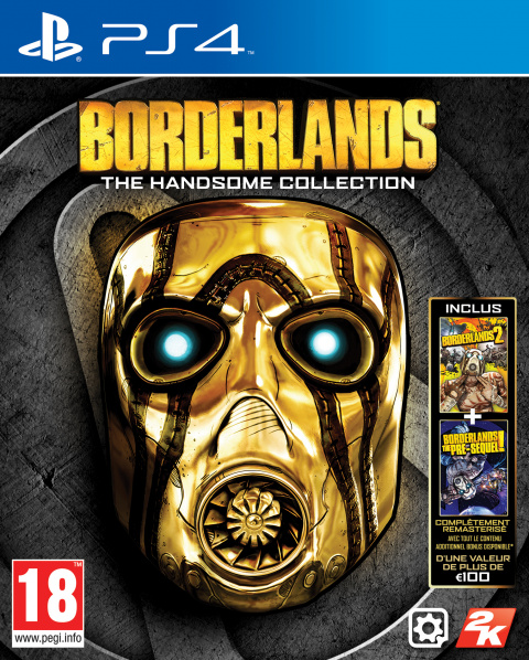 Borderlands : The Handsome Collection sur PS4