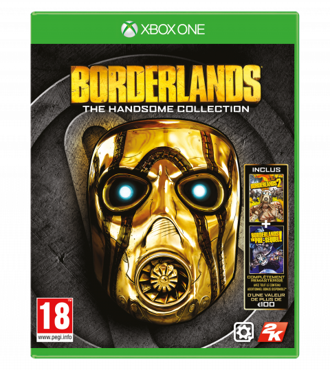 Borderlands : The Handsome Collection sur ONE