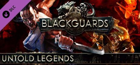 Blackguards : Untold Legends sur Mac