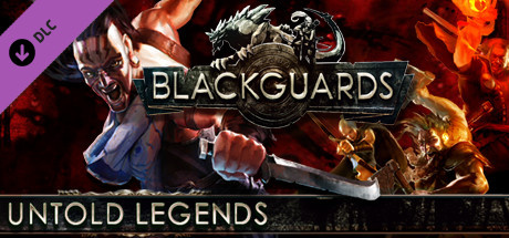 Blackguards : Untold Legends sur PC