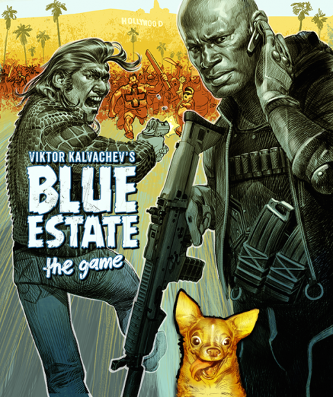 Blue Estate sur PS4