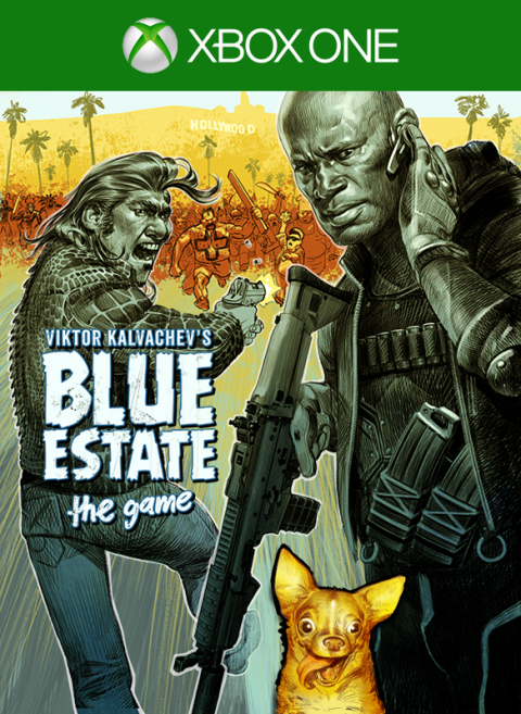 Blue Estate sur ONE