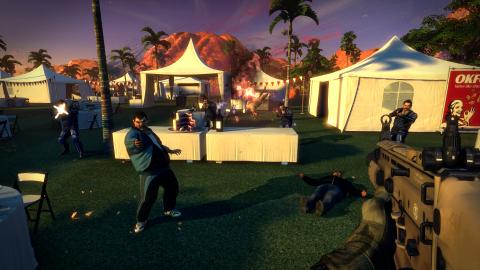 Blue Estate arrive sur Xbox One