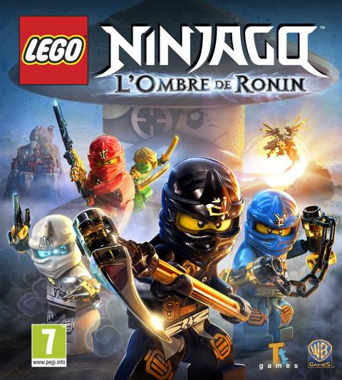 Lego ninjago l 39 ombre de ronin sur - Jeux de lego sur jeux info ...