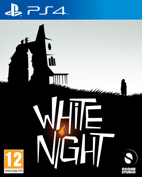 White Night sur PS4