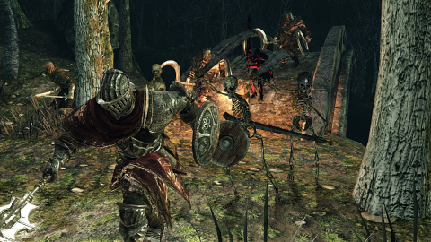 Dark Souls II : Scholar of the First Sin : Forlorn Hope
