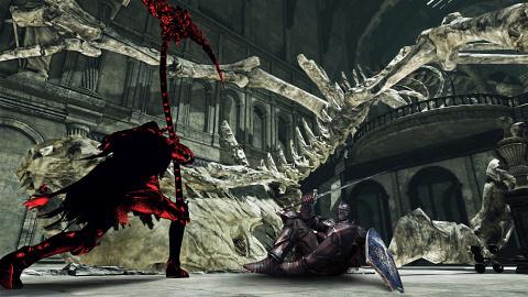 Dark Souls 2 : Repérage au coin du feu pour la Scholar of the First Sin