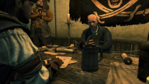 Raven's Cry, un RPG à l'âge d'or de la piraterie