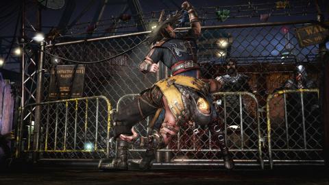 Mortal Kombat X, future référence du jeu de baston ?