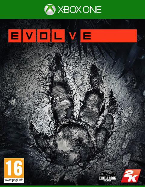 Evolve sur ONE