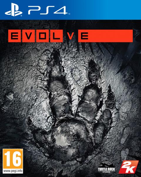 Evolve sur PS4