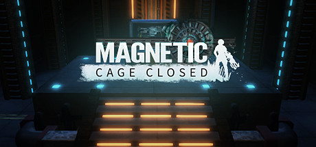 Jaquette de Magnetic : Cage Closed