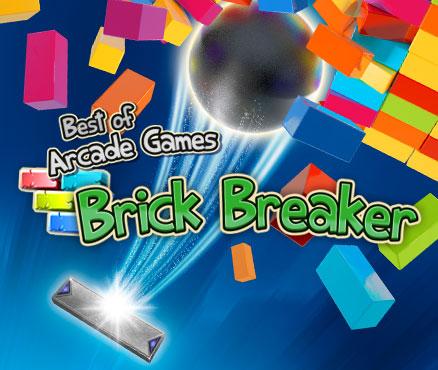 Best of Arcade Games - Brick Breaker sur 3DS