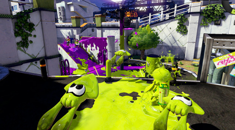 Splatoon dépasse le million de ventes