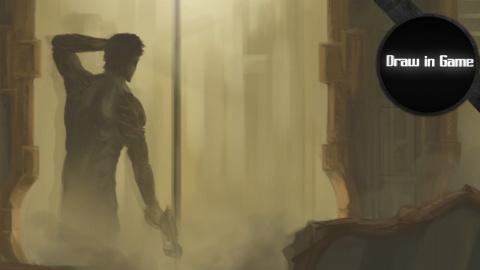 Deus Ex : Human Revolution : Un appartement cyberpunk