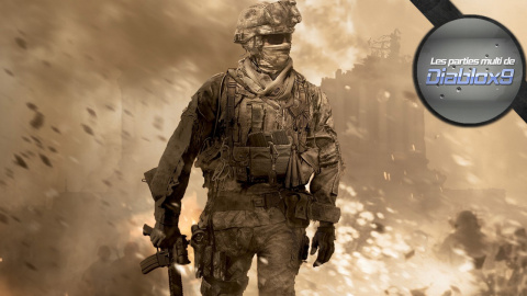 Call of Duty : Modern Warfare 2 - Vue 3ème personne