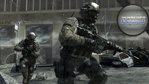 Call of Duty : Modern Warfare 3 : Mode Elimination Confirmée en classe spécialiste