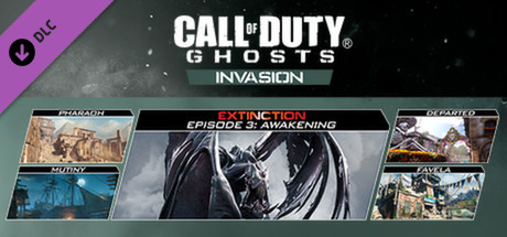 Call of Duty : Ghosts : Invasion