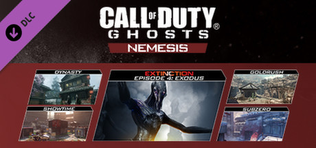 Call of Duty : Ghosts : Nemesis sur PS3