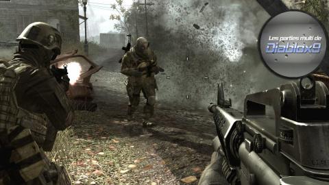 Call of Duty : Modern Warfare - Mêlée Générale à l'ancienne