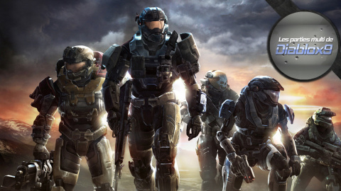 Halo Reach  - Team Deathmatch