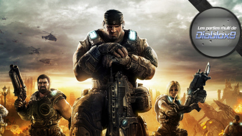 Gears of War 3 - Capture du Leader
