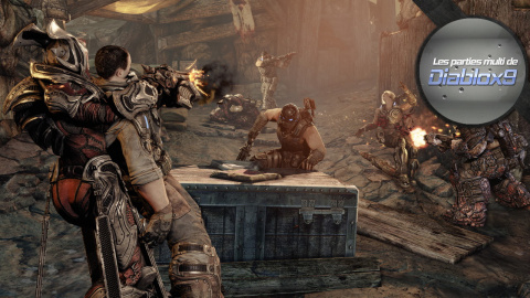 Gears of War 3 - Zone de Guerre