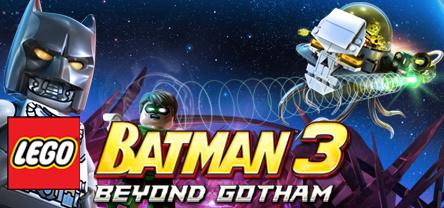 LEGO Batman 3 : Au-delà de Gotham sur Mac