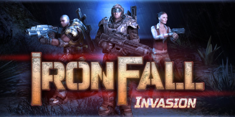 IronFall : Invasion sur 3DS