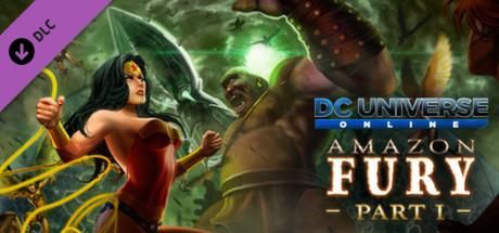 DC Universe Online : Amazon Fury sur PC