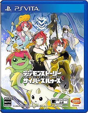 Digimon Story : Cyber Sleuth sur Vita