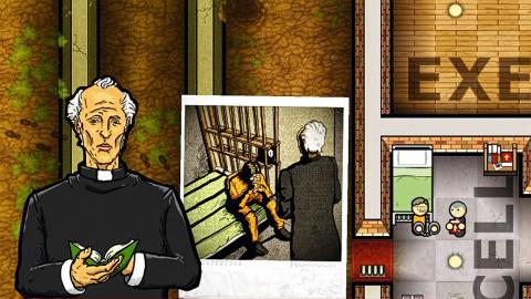 Prison Architect : Le jeu dont VOUS êtes le prisonnier - Episode 3