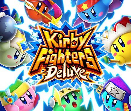 Kirby Fighters Deluxe sur 3DS