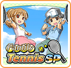 Family Tennis SP sur WiiU