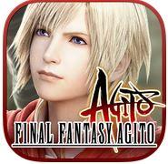 Final Fantasy Agito sur Android