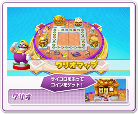 Trois nouveaux Amiibos pour Mario Party 10 ?